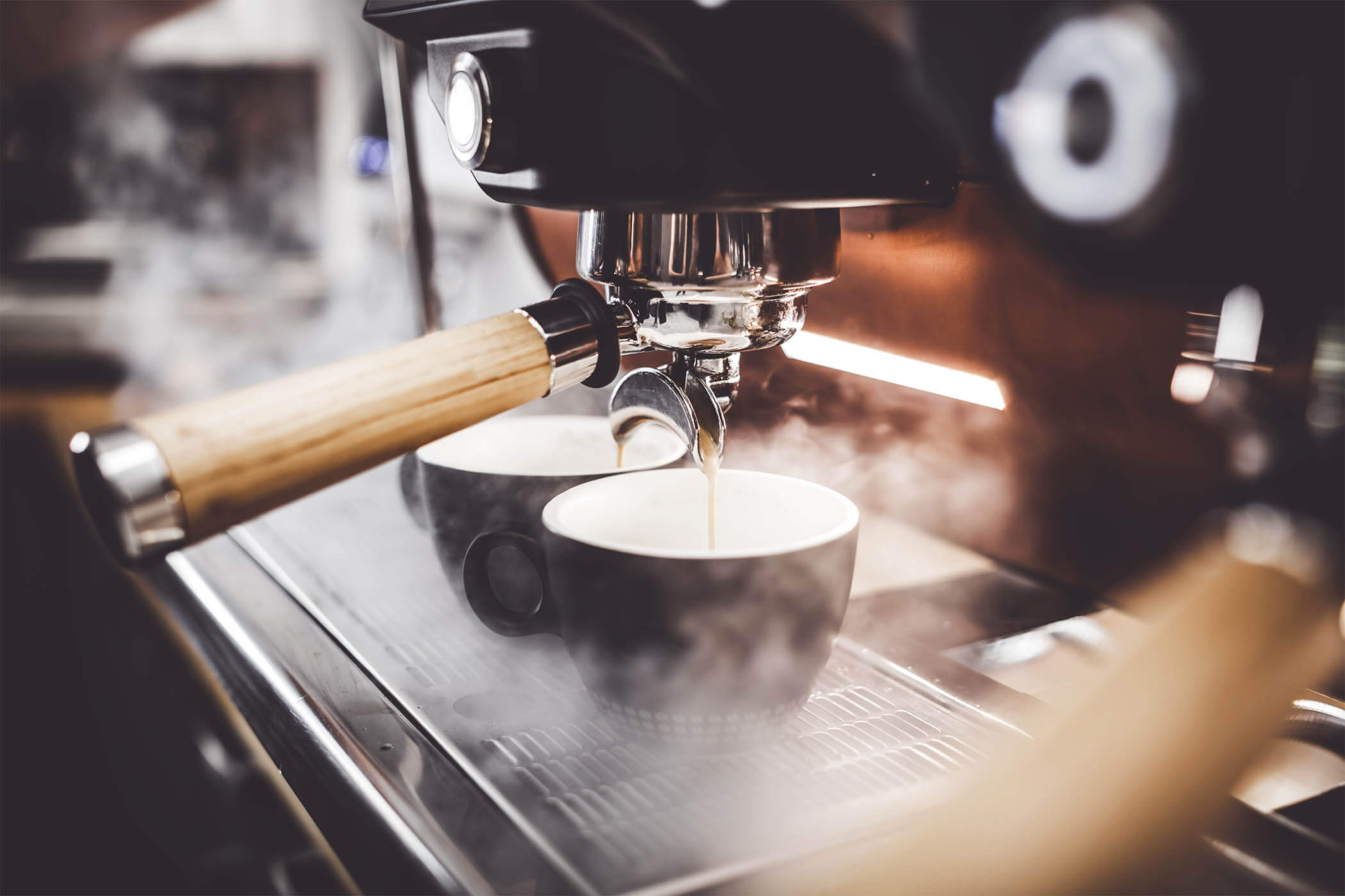commercial espresso coffee machine